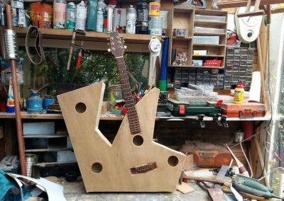 Muziek instrumenten maken-CiaoBruno-Bruno Edsme-Mobiel atelier