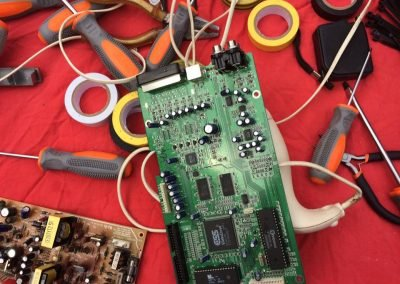 Technica lab Mobiel atelier Ciao Bruno