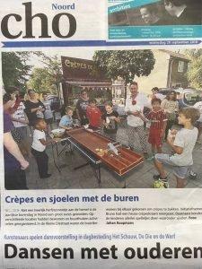 Burendag 2016, CiaoBruno,Kleine Die Straat, Amsterdam